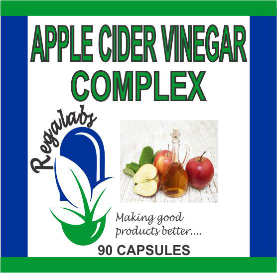 Private Label Apple Cider Vinegar Complex, 90 Capsules