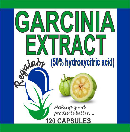 Private Label Garcinia Extract,  60 Capsules