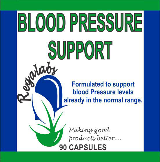 Private Label Blood Pressure Support, 90 Capsules