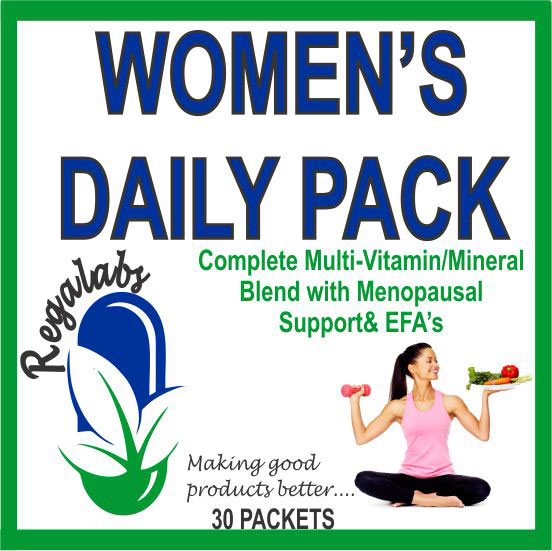 Private Label Women's Daily Pack, 30 Packets