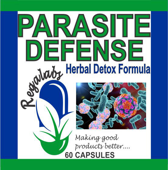 Private Label Parasite Defense, 60 Capsules