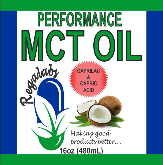 Private Label MCT Oil, 16oz