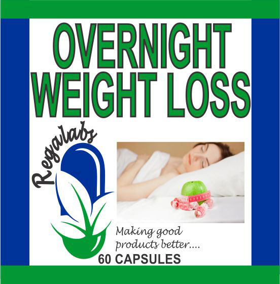Overnight Weight Loss 60 Capsules