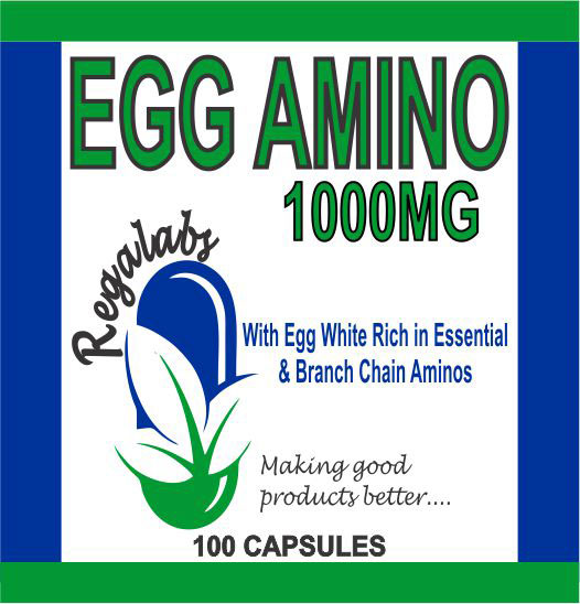 Private Label Amino Acid 1000mg 100 Capsules