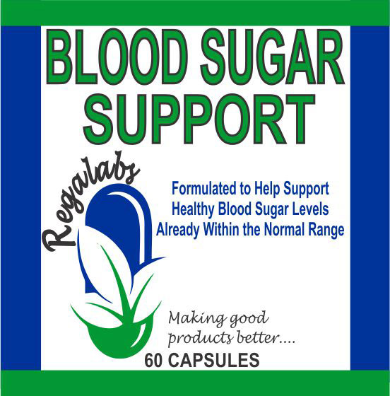 Private Label Blood Sugar Support, 60 Capsules