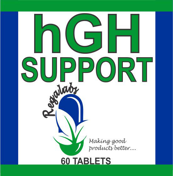 Private Label hGH Support 60 Capsules