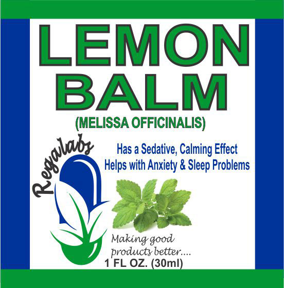 Lemon Balm, 1oz