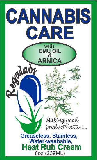 Private Label Cannabis Care 8oz