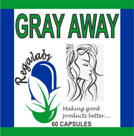 Private Label Gray Away, 60 Capsules