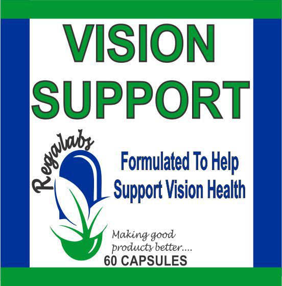 Private Label Vision Support 60 capsules