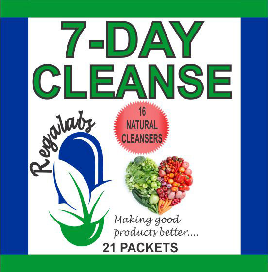 Private Label Seven Day Cleanse, 21 packets