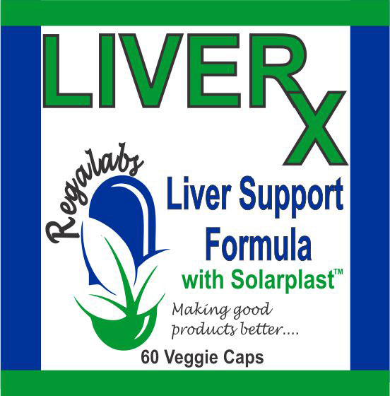 Private Label LiveRX 60 Veggie Caps