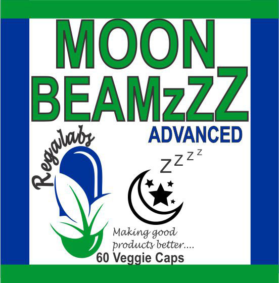 Private Label Moon BeamzzZ, 60 Veggie Capsules